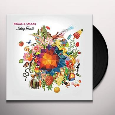 Kraak & Smaak JUICY FRUIT Vinyl Record - UK Release