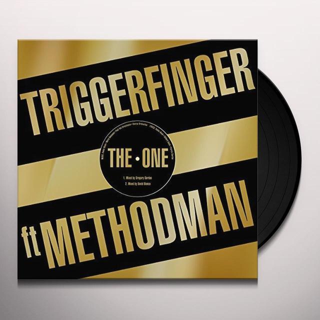 Triggerfinger ONE Vinyl Record - UK Import