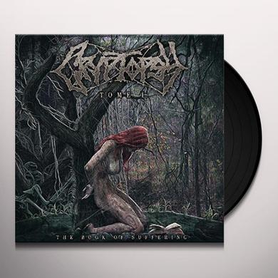 Cryptopsy BOOK OF SUFFERING: TOME 1 Vinyl Record - UK Import