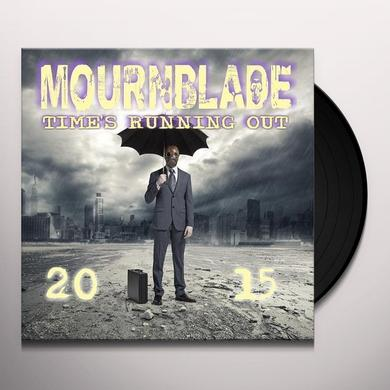 MOURNBLADE TIME'S RUNNING OUT: 2015 Vinyl Record - UK Import