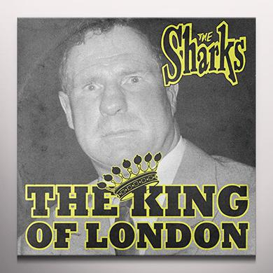Sharks KING OF LONDON Vinyl Record