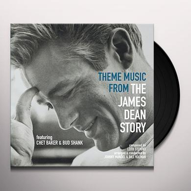 Chet Baker / Bud Shank THEME MUSIC FROM THE JAMES DEAN STORY Vinyl Record
