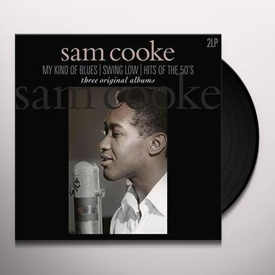 Sam Cooke MY KIND OF BLUES / SWING LOW Vinyl Record - Holland Import