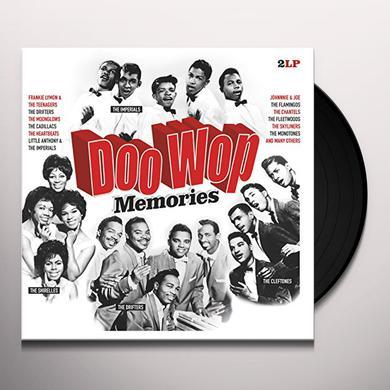 DOO-WOP MEMORIES / VARIOUS (HOL) DOO-WOP MEMORIES / VARIOUS Vinyl Record