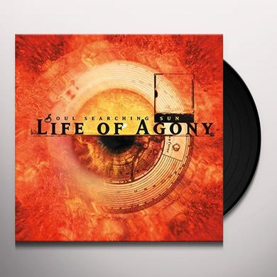 Life Of Agony SOUL SEARCHING SUN Vinyl Record - Holland Import