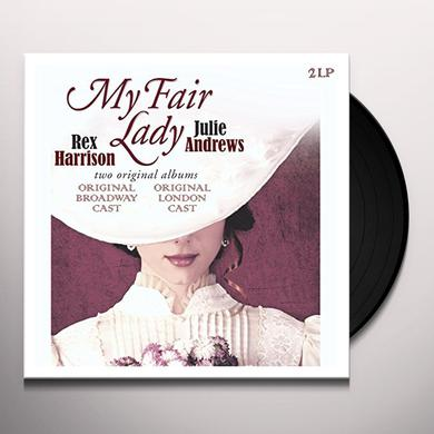 MY FAIR LADY / O.S.T. (HOL) MY FAIR LADY / O.S.T. Vinyl Record