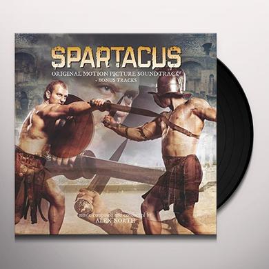 Alex North SPARTACUS / O.S.T. Vinyl Record - Holland Import