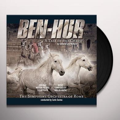 SYMPHONY ORCHESTRA OF ROME (HOL) BEN-HUR / O.S.T. Vinyl Record