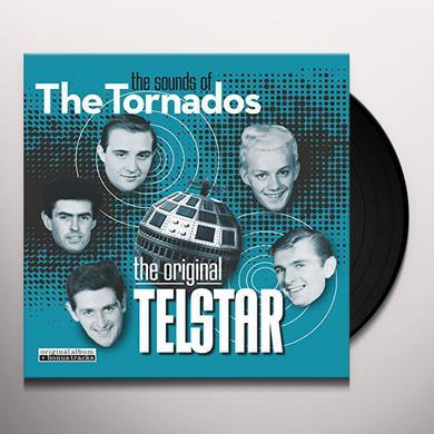 TORNADOS ORIGINAL TELSTAR Vinyl Record