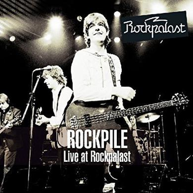 Rockpile LIVE AT ROCKPALAST 1980 Vinyl Record