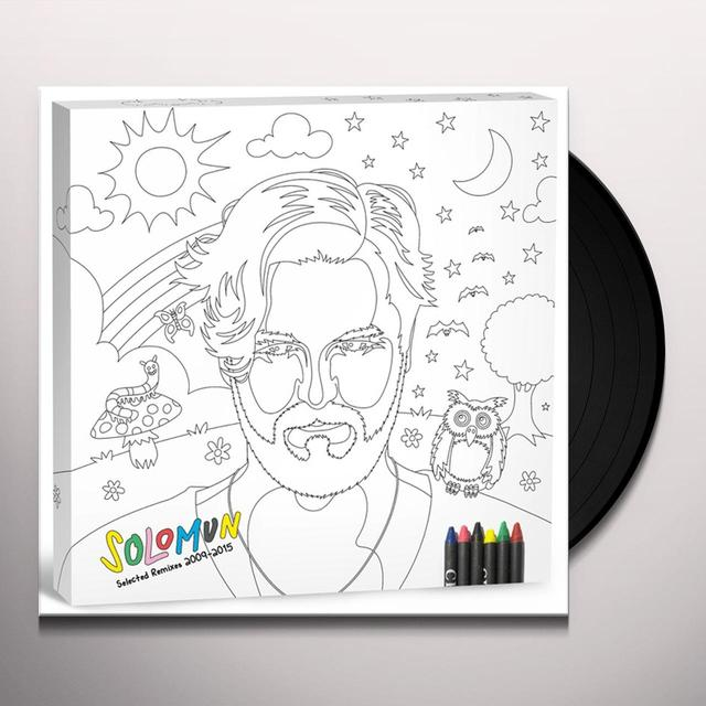 Solomun SELECTED REMIXES 2009-2015 (BOX) Vinyl Record - UK Import