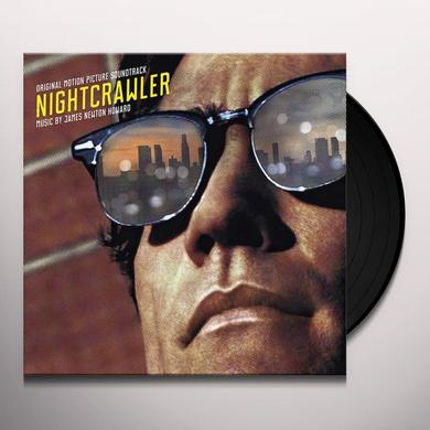 James Newton Howard NIGHTCRAWLER / O.S.T. Vinyl Record - Colored Vinyl, Gatefold Sleeve, Digital Download Included