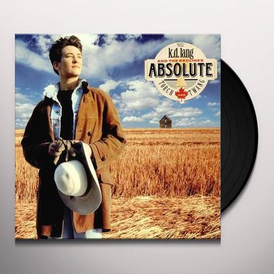 K.D. Lang ABSOLUTE TORCH & TWANG Vinyl Record