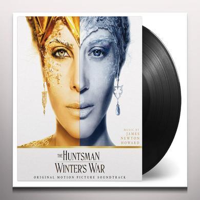 James Newton Howard HUNTSMAN: WINTER'S WAR / O.S.T. Vinyl Record - Colored Vinyl, Gatefold Sleeve