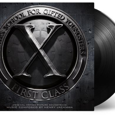 Henry Jackman X-MEN: FIRST CLASS / O.S.T. Vinyl Record
