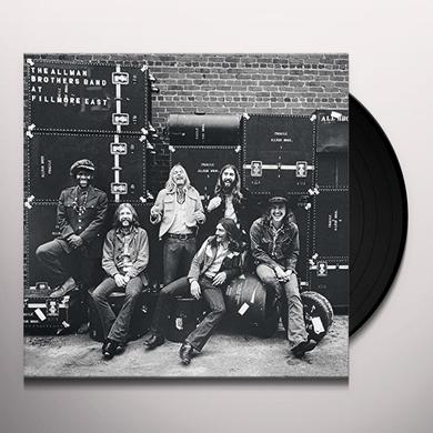 Allman brothers band AT FILLMORE EAST Vinyl Record - 180 Gram Pressing