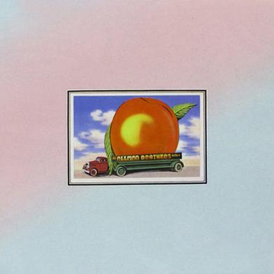 Allman brothers band EAT A PEACH Vinyl Record