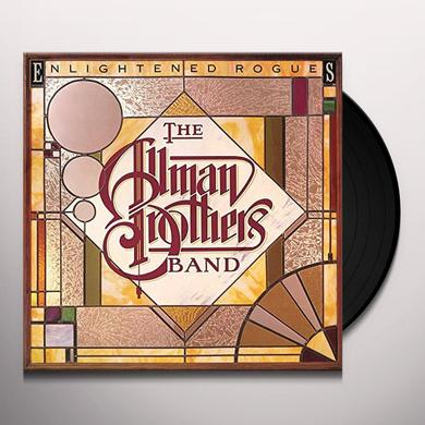 Allman brothers band ENLIGHTENED ROGUES Vinyl Record - 180 Gram Pressing