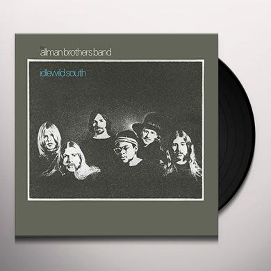 Allman brothers band IDLEWILD SOUTH Vinyl Record - 180 Gram Pressing