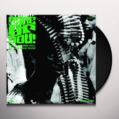 WAKE UP YOU 1: RISE & FALL OF NIGERIAN ROCK / VAR Vinyl Record