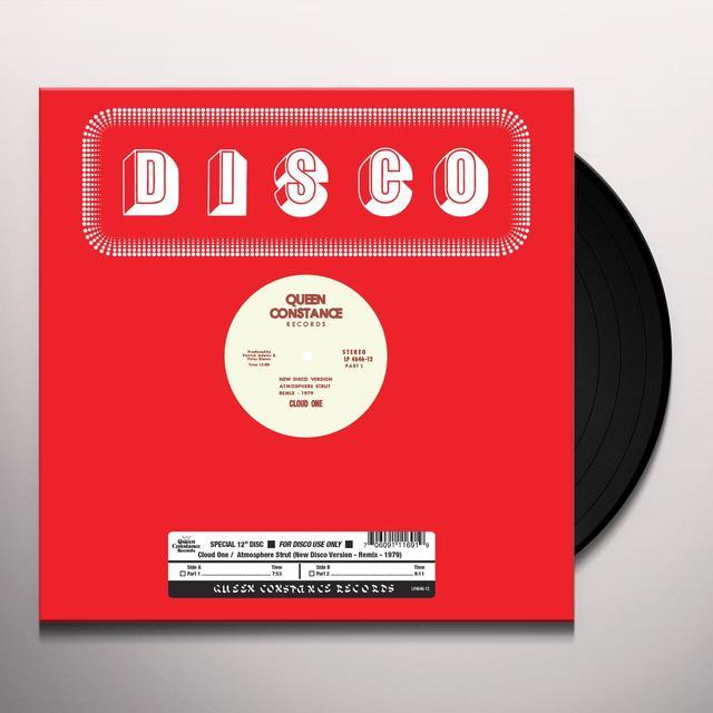 Cloud One ATMOSPHERE STRUT (NEW DISCO VERSION-REMIX-1979) Vinyl Record