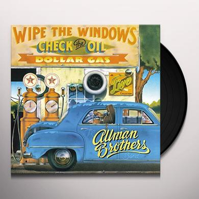 Allman brothers band WIPE THE WINDOWS CHECK THE OIL DOLLAR GAS Vinyl Record - 180 Gram Pressing