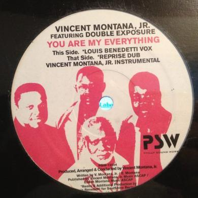 Vincent Jr Montana YOU ARE MY EVERYTHING (PART 2) Vinyl Record