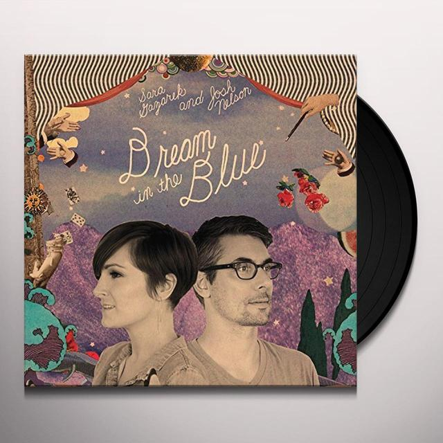 Sara Gazarek / Josh Nelson DREAM IN THE BLUE Vinyl Record