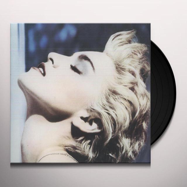 Madonna TRUE BLUE Vinyl Record - 180 Gram Pressing