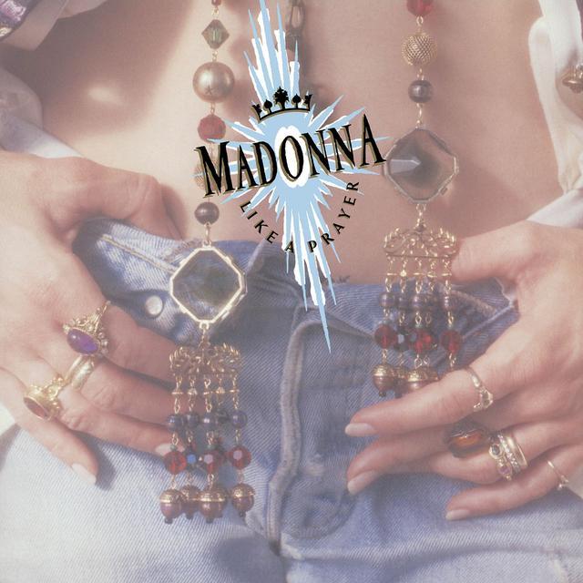 Madonna LIKE A PRAYER Vinyl Record - 180 Gram Pressing