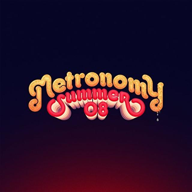 Metronomy SUMMER 08 Vinyl Record - w/CD