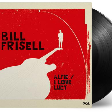 Bill Frisell ALFIE / I LOVE LUCY Vinyl Record