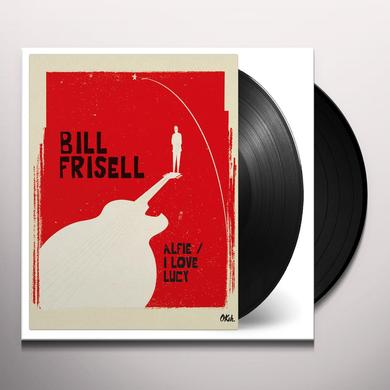 Bill Frisell ALFIE / I LOVE LUCY Vinyl Record - Limited Edition