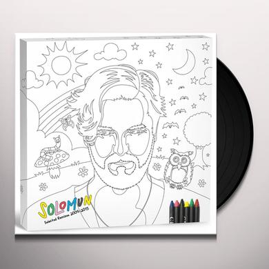 Solomun SELECTED REMIXES 2009-2015 Vinyl Record