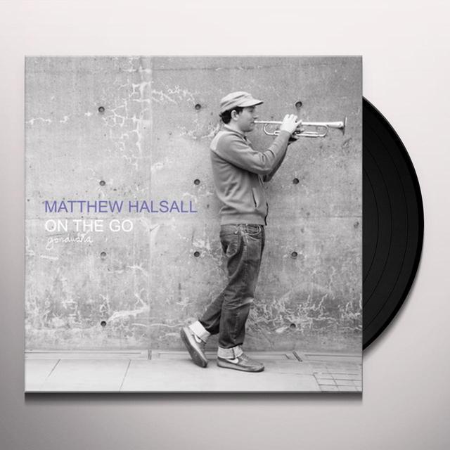 Matthew Halsall ON THE GO Vinyl Record - Special Edition