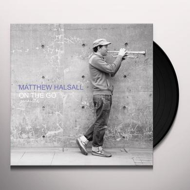 Matthew Halsall ON THE GO Vinyl Record - Special Edition