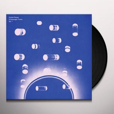 ORBITAL PLANES & PASSENGER TRAINS VOL. 1 / VARIOUS Vinyl Record