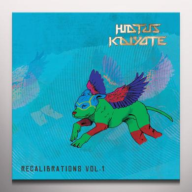Hiatus Kaiyote RECALIBRATIONS 1   (EP) (TRQ) Vinyl Record - 10 Inch Single, Colored Vinyl