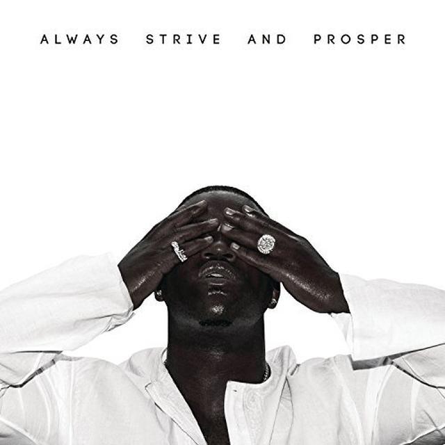 A$Ap Rocky ( Asap Rocky ) ALWAYS STRIVE & PROSPER   (DLI) Vinyl Record - Colored Vinyl, White Vinyl