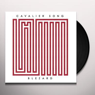 CAVALIER SONG BLEZARD Vinyl Record