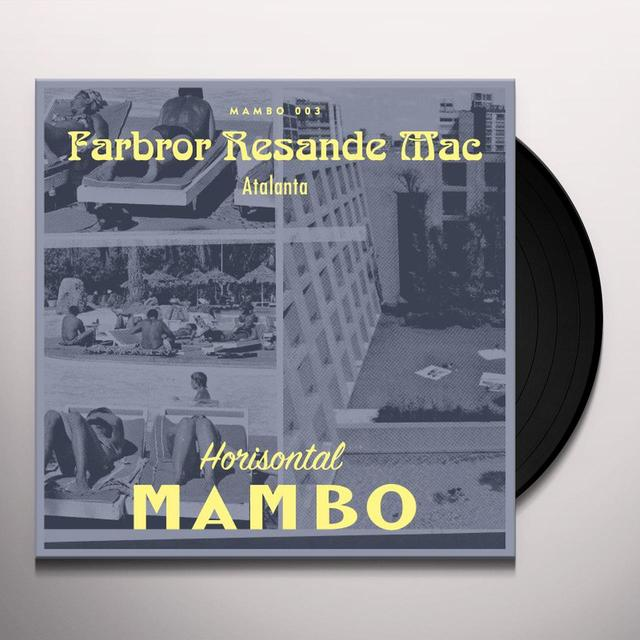 FABROR RESANDE MAC ATLANTA Vinyl Record