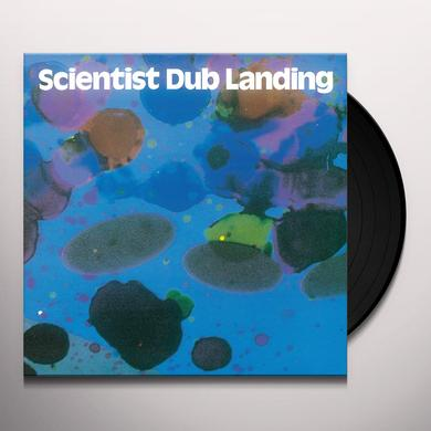 Scientist DUB LANDING Vinyl Record