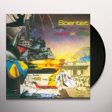 Scientist WORLD AT WAR Vinyl Record