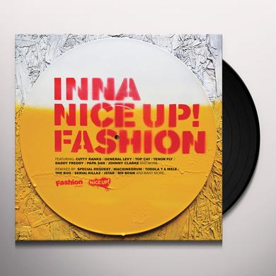 INNA NICE UP FASHION / VARIOUS Vinyl Record