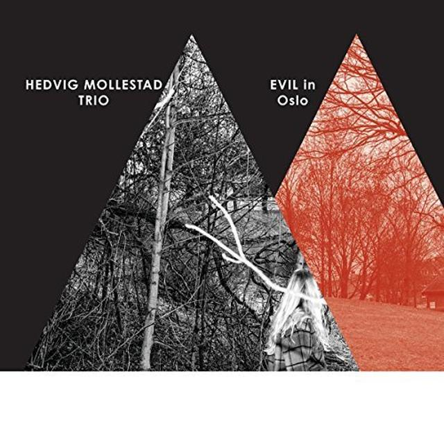 Hedvig Mollestad Trio EVIL IN OSLO Vinyl Record - w/CD