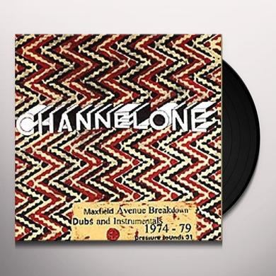 SLY & REVOLUTIONARIES CHANNEL ONE: MAXFIELD AVENUE BREAKDOWN Vinyl Record