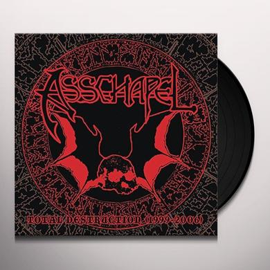 ASSCHAPEL TOTAL DESTRUCTION (1999-2006) Vinyl Record