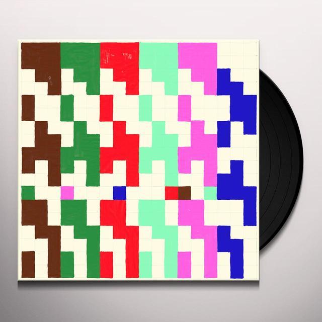 75 DOLLAR BILL WOOD / METAL / PLASTIC / PATTERN / RHYTHM / ROCK Vinyl Record