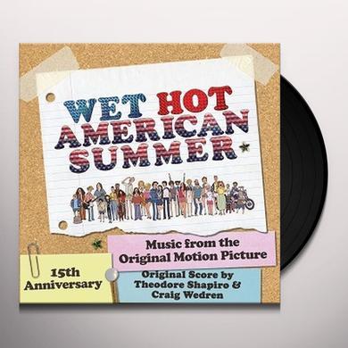 Theodore Shapiro / Craig Wedren WET HOT AMERICAN SUMMER (SCORE) / O.S.T. Vinyl Record