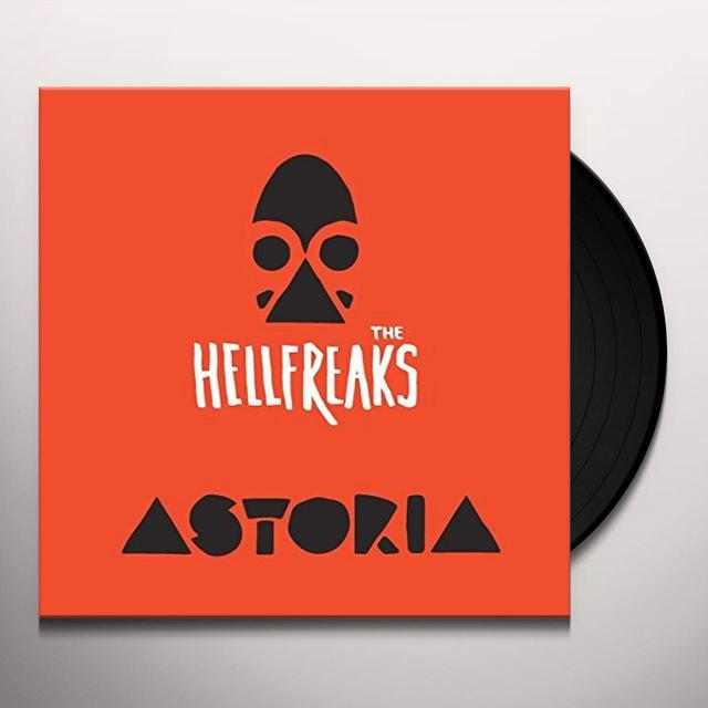 HELLFREAKS ASTORIA Vinyl Record